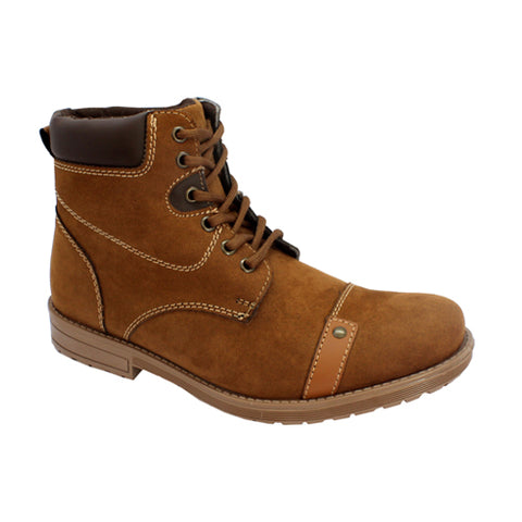 Botas  Forester Color Canela/Cafe Estilo 405