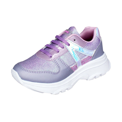 Tenis Urbanos  Pinker Color Purple Estilo W203