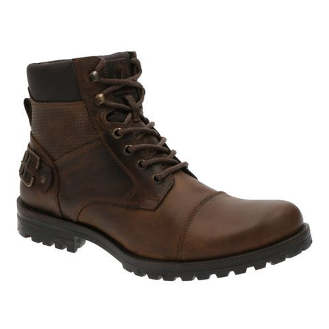 Botas Vertical Color Tan Modelo 3342