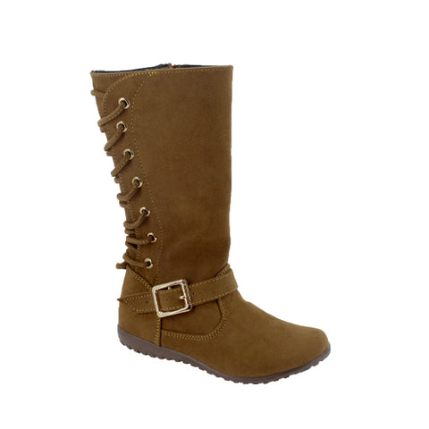 Botas Lady Jany Color Ladrillo Modelo 702