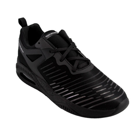 Tenis Deportivos Mayckers Color Negro/Oxford Modelo 218