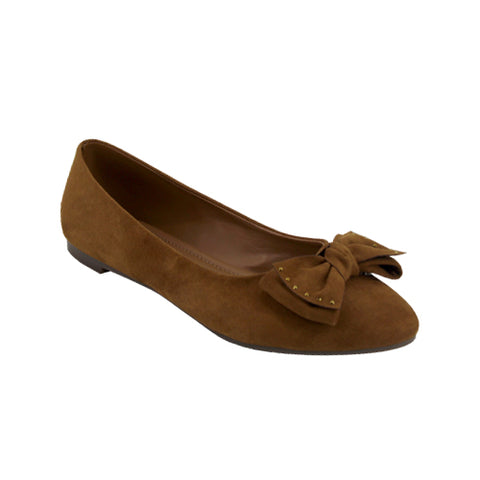 Flats Shoes Bear Color Melle Obscuro Modelo 1208
