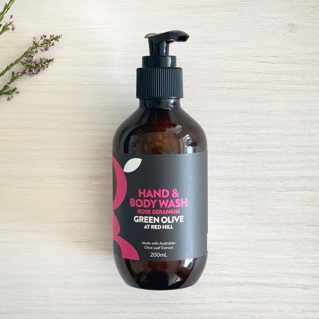 Hand & Body Wash | 200ml