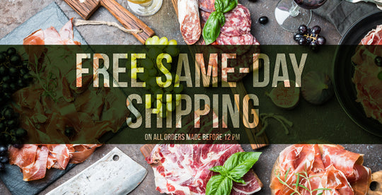 Free Same-Day Shipping