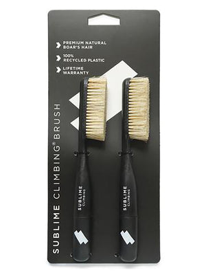 Premium Boar's Hair Climbing Brush - 2 Pack