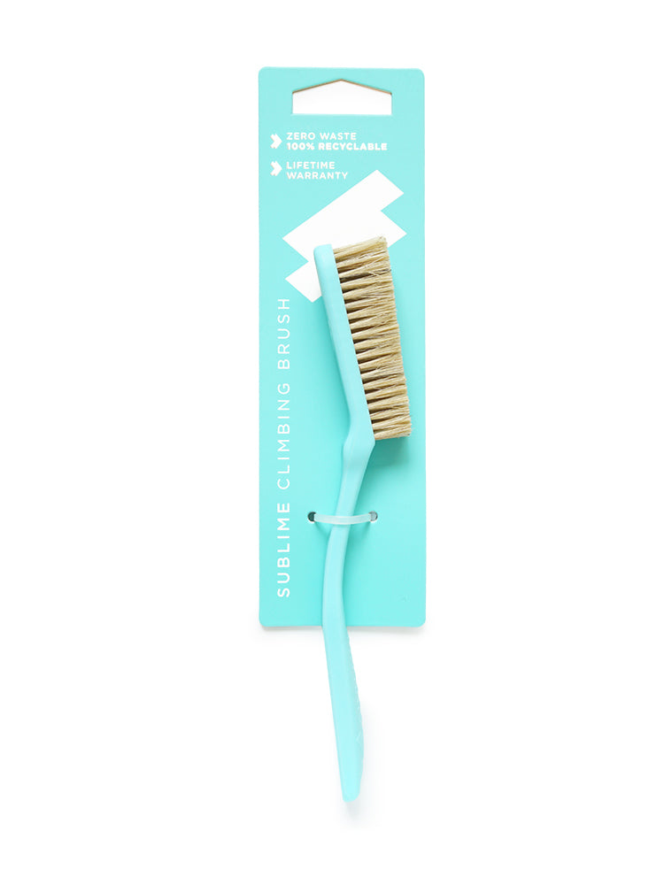 Slimline Climbing Brush- Teal
