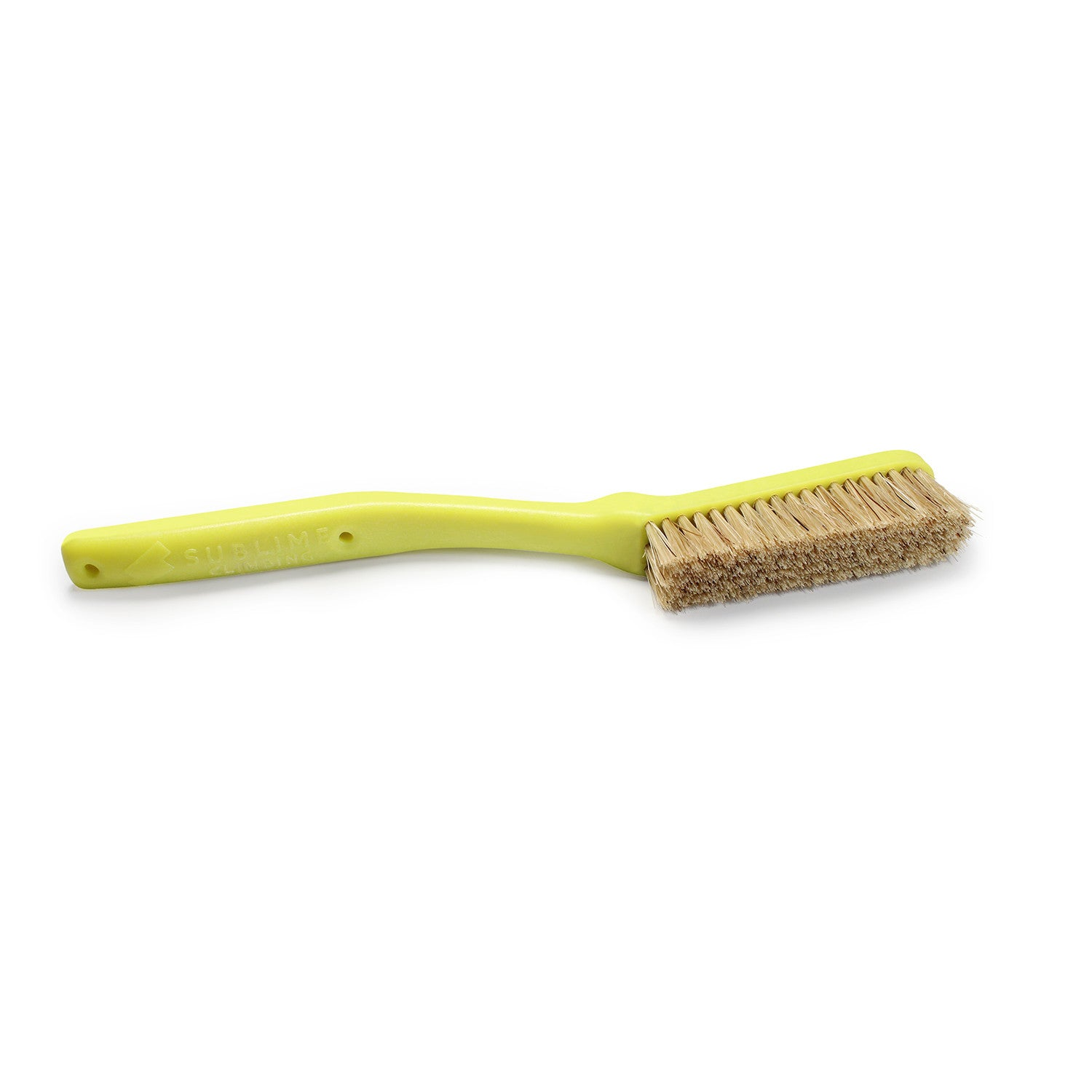 Slimline Climbing Brush - Lime