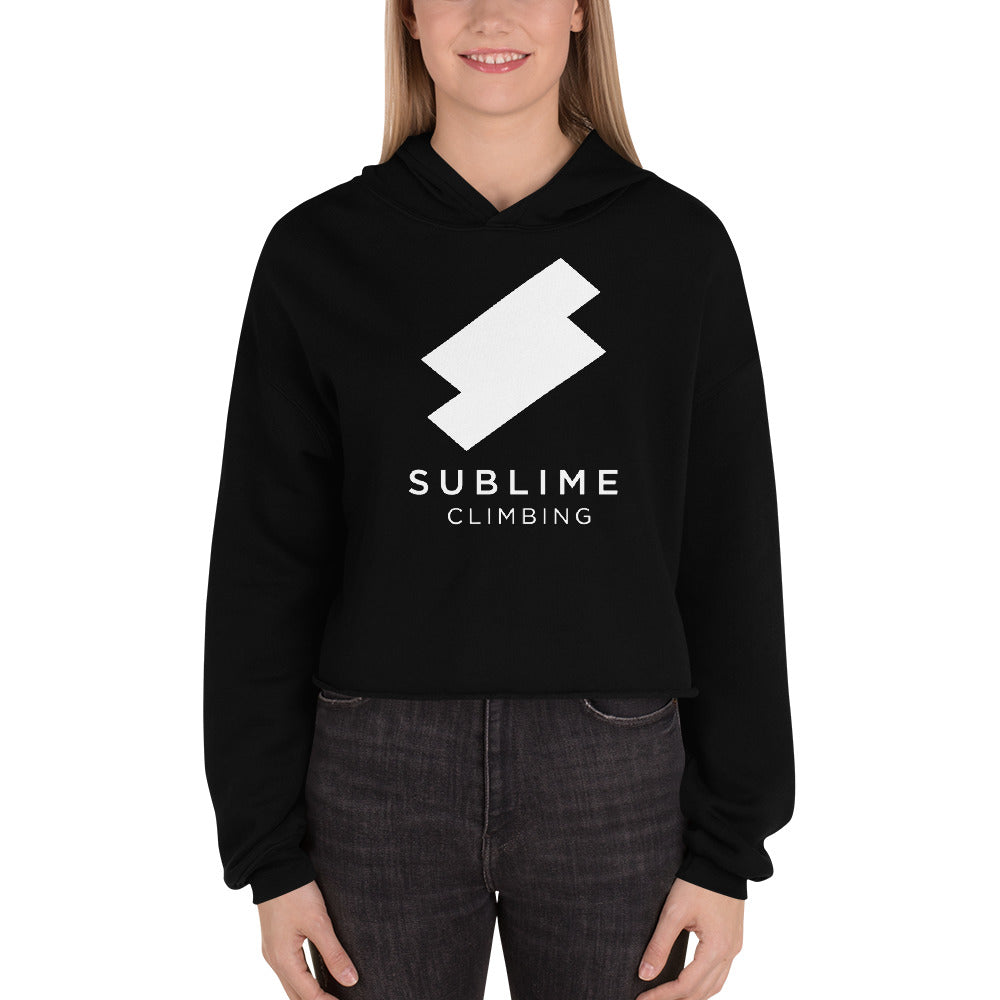 NEW! Women's Cropped Hoodie