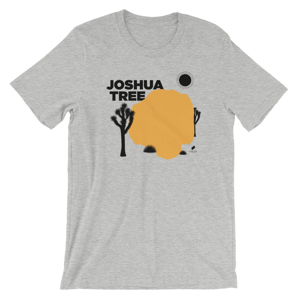 Joshua Tree Grey Tee