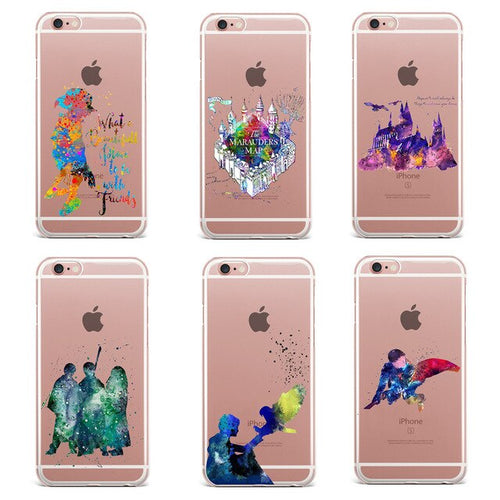 coque iphone 7 plus harry potter