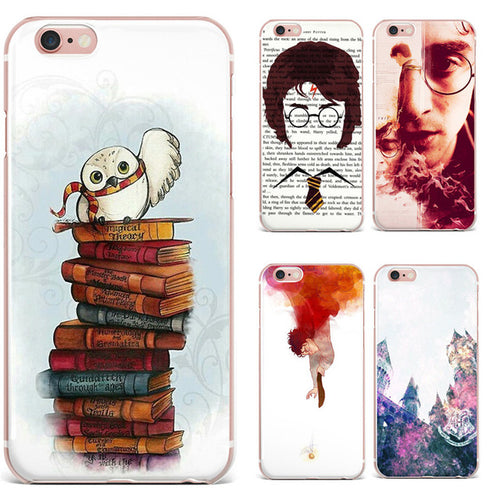 coque iphone 7 silicone harry potter