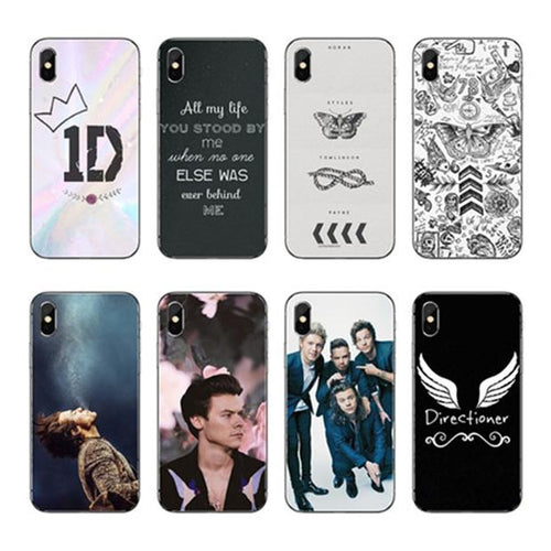 coque iphone 8 harry styles