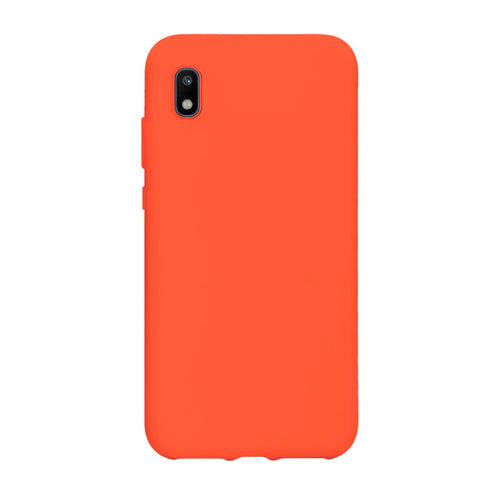 coque samsung galaxy a10 orange