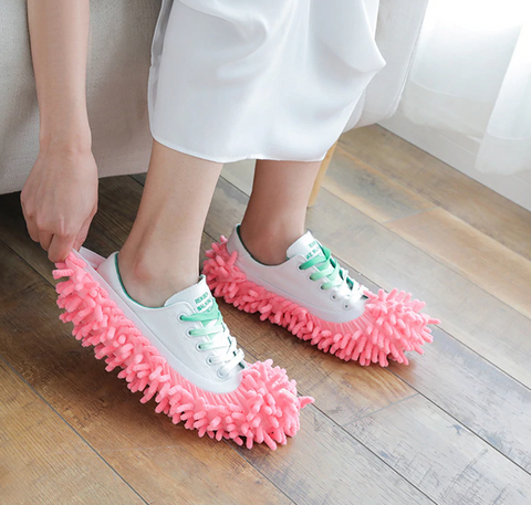 Easy Mop Slippers Easy to use
