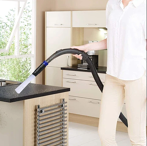 Vacuum Dust Sweeper easy to use for home cleaning