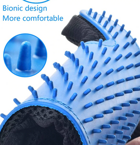 Dog Brush Glove (2020 Upgraded) - Vivid Wardrobe