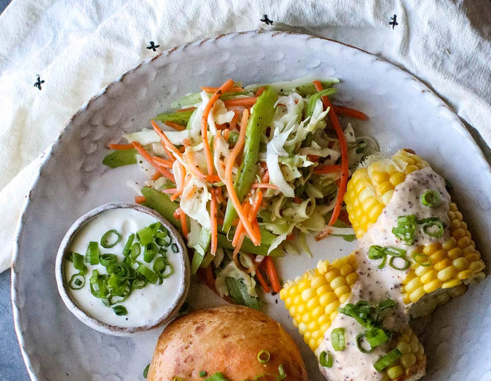 Celery and Carrot Slaw