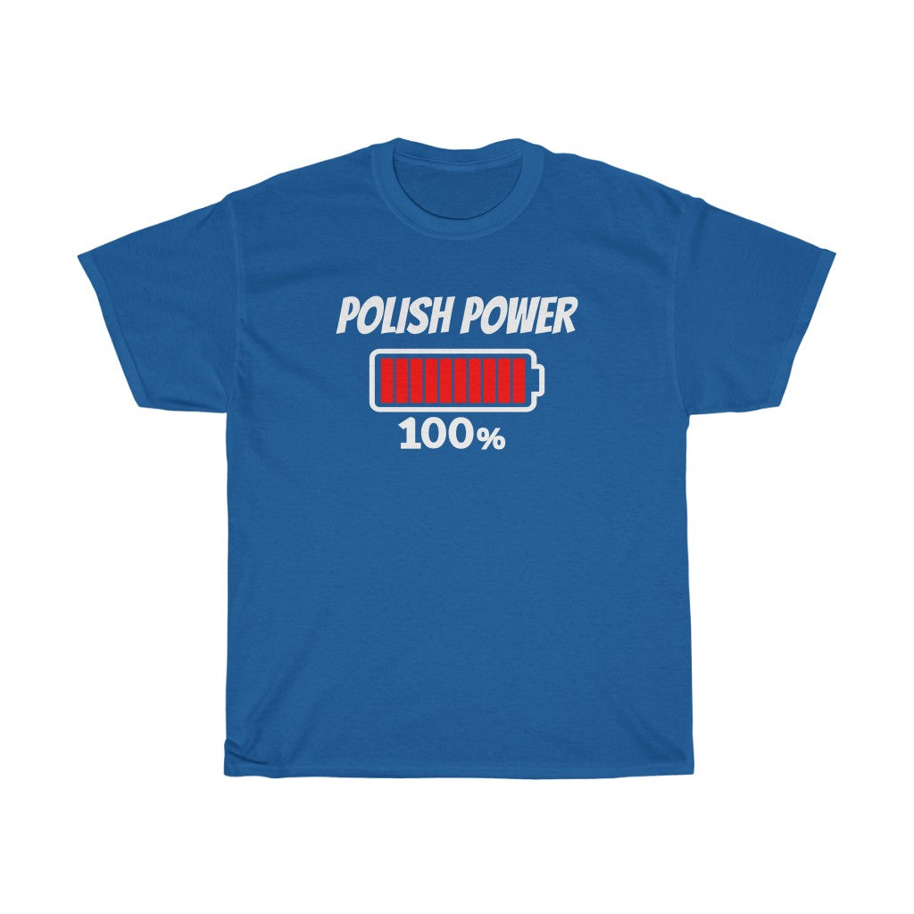 Polish Power T Shirt
