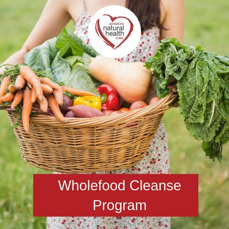 Wholefood Cleanse 4 week PROGRAM