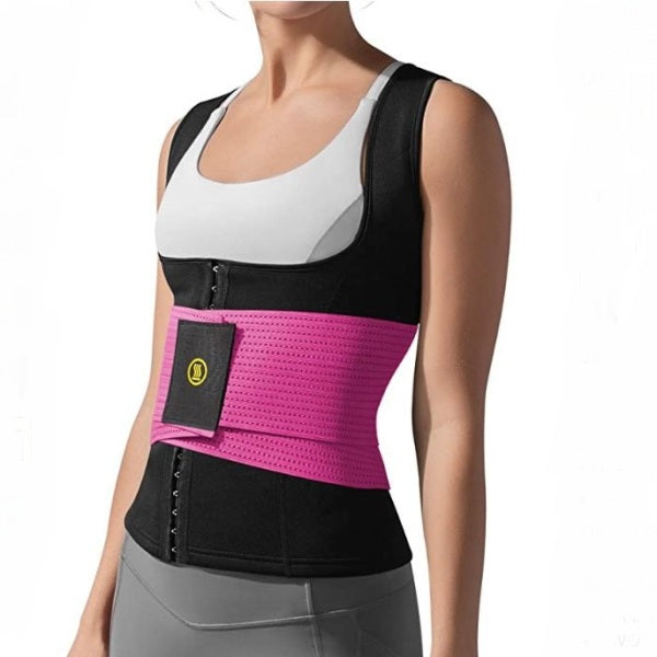 Cami Hot Waist + Black Waist Trainer