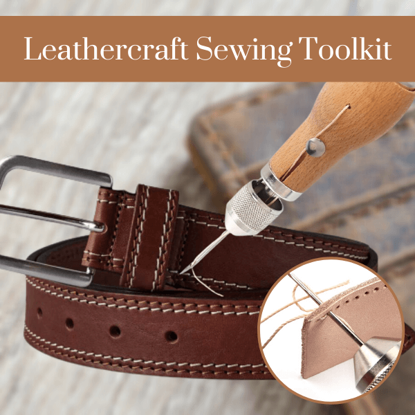 Leathercraft Sewing Toolkit