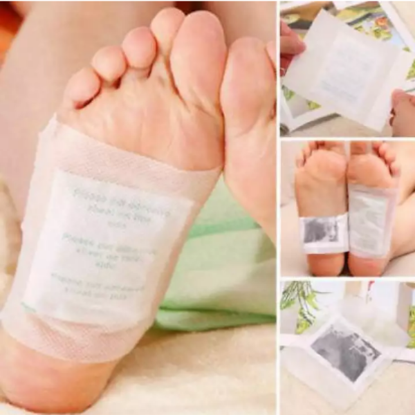 Detox Foot Pads (10 PCS)
