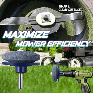 Lawn Mower Blade Sharpener (2 Pack)