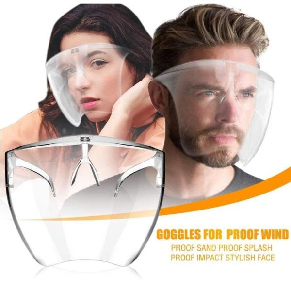 Face Shield™ - Face Cover Designed Fashion Style & Comfort