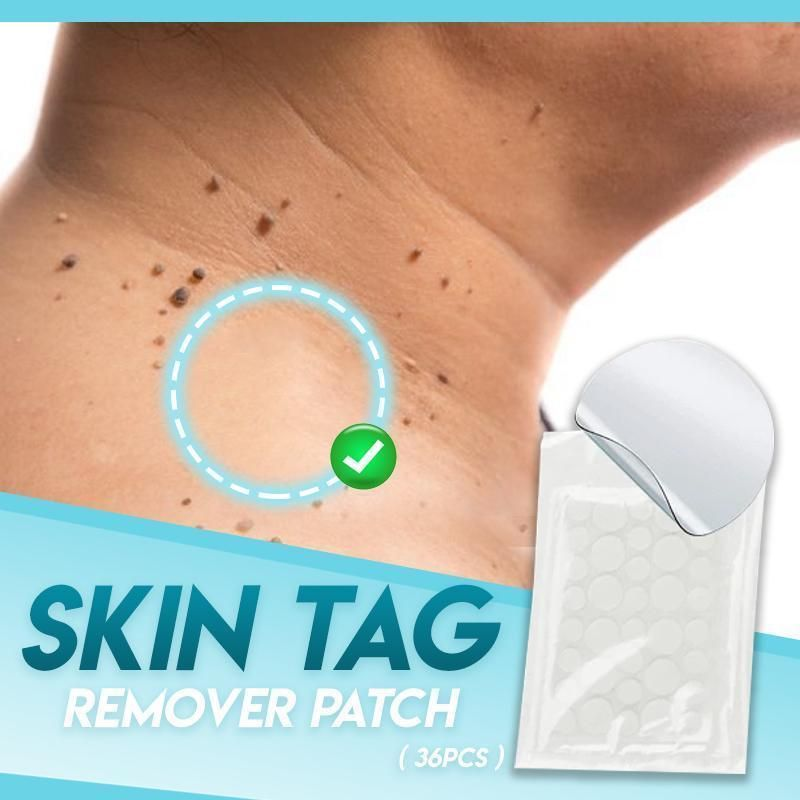 Skin Tag Remover Patch (36 pcs.)