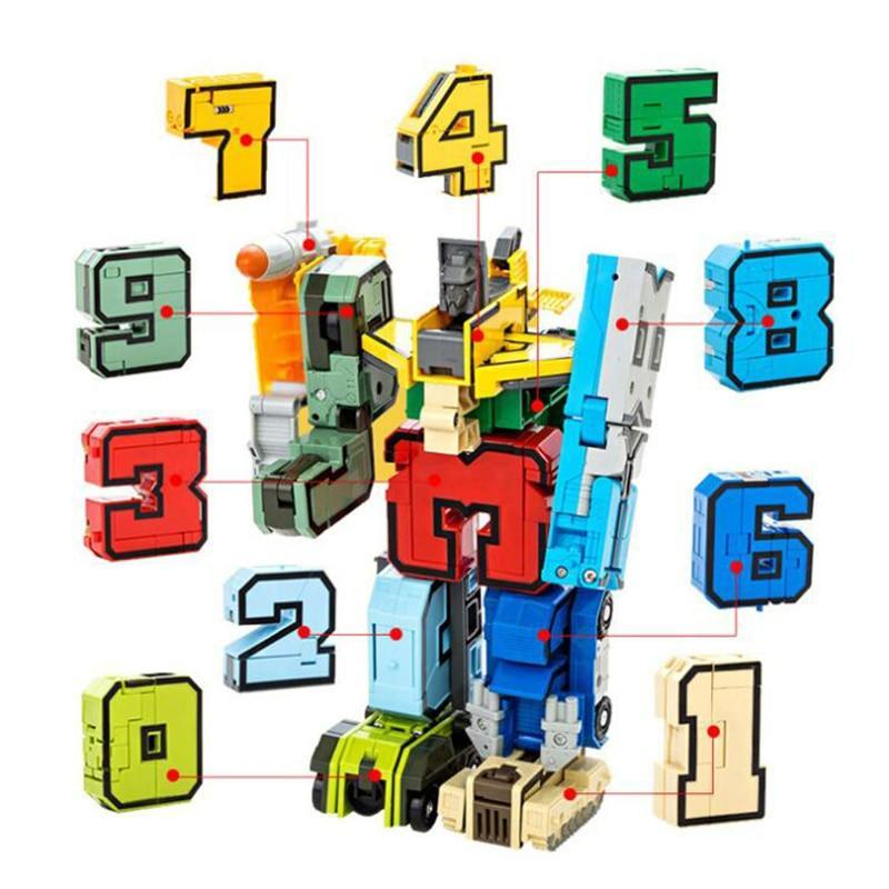 RoboLink Numbers for Early Math Skills