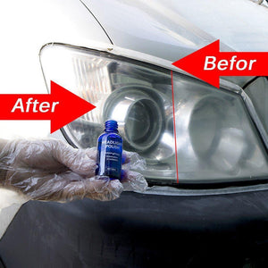Car Headlight Repair Fluid