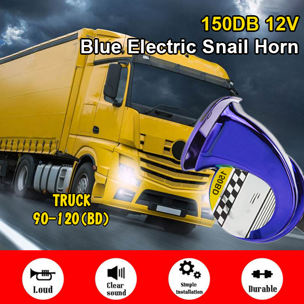 TurboHorn™ 2020 New Generation Electric Snail Horn For Cars