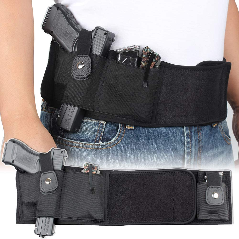 Concealed Carry Tactical Belt