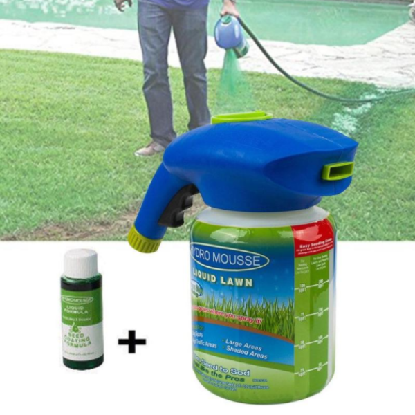 Green Grass Lawn Spray Kit