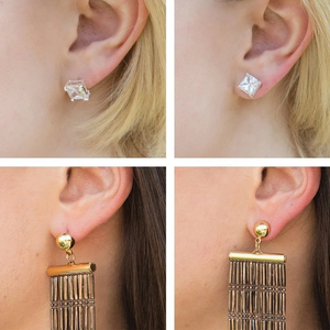 Earring Back Supports
