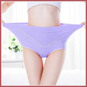 Slim-Fit Lace Underwear (8 pcs)