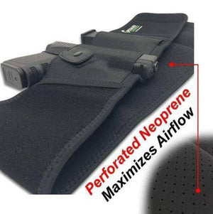 Ultimate Belly Band Holster for Concealed Carry
