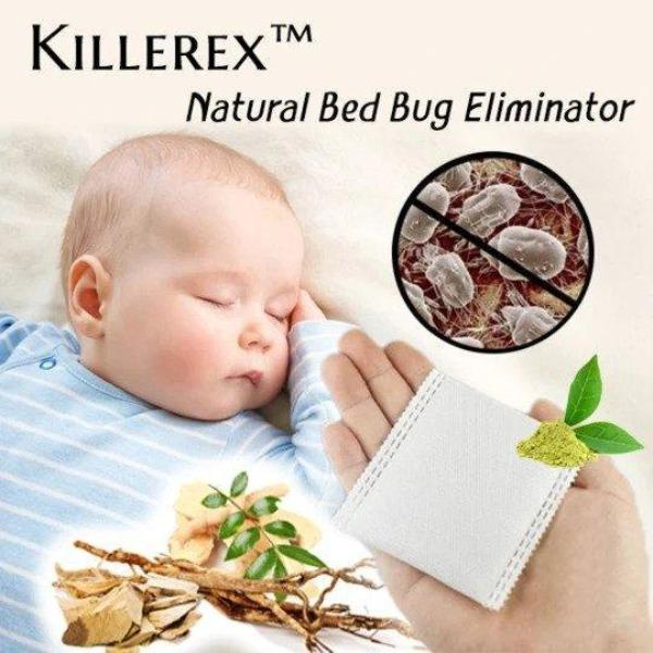Killerex™ Natural Acaricide Pack (10Pcs/Packs)