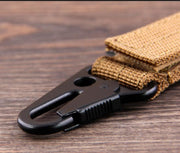 Outdoor multi-function hanging buckle - TheBackpackSupply -