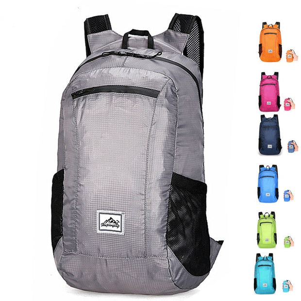 Ultralight Waterproof Portable Backpack 20L - TheBackpackSupply -