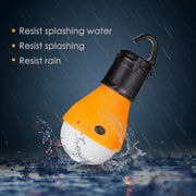 Mini Portable Tent Lantern - TheBackpackSupply -