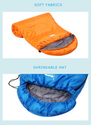 Desert&Fox Ultralight Sleeping bag - TheBackpackSupply -