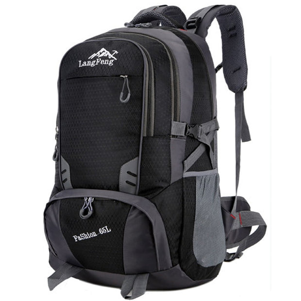 65L Waterproof Hiking Backpack - TheBackpackSupply -