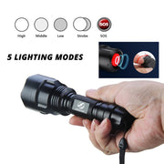 Super bright LED Flashlight - TheBackpackSupply -
