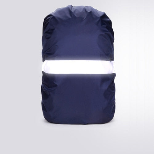 Reflective Waterproof Rain Cover Backpack - TheBackpackSupply -