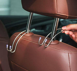 Platinum Headrest Hook