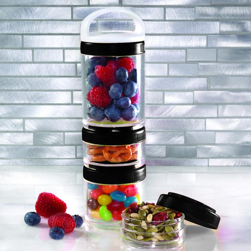Stackable Food Storage Saver