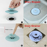 Flexible Drain Stopper