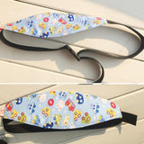 Car Seat Head Support Belt