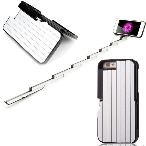 SELFIE STICK PHONE CASE